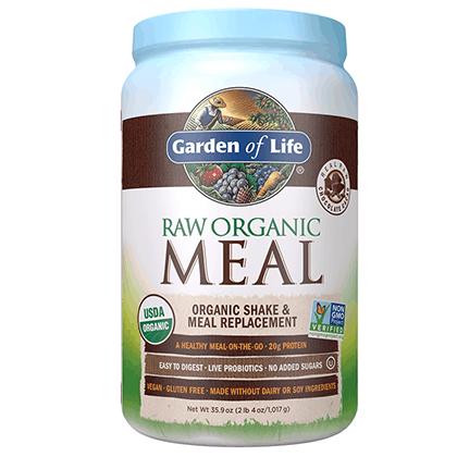 Garden of Life Raw Organic Meal Shake